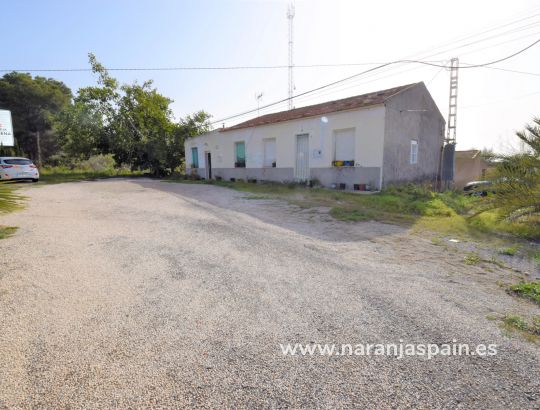 Country house - Sale - Guardamar del Segura - Urb. El Moncayo