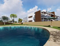 New build - Apartment - La Siesta - Los Almendros