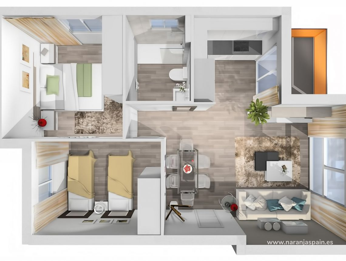 New build - Apartment - Torrevieja - Torrevieja town