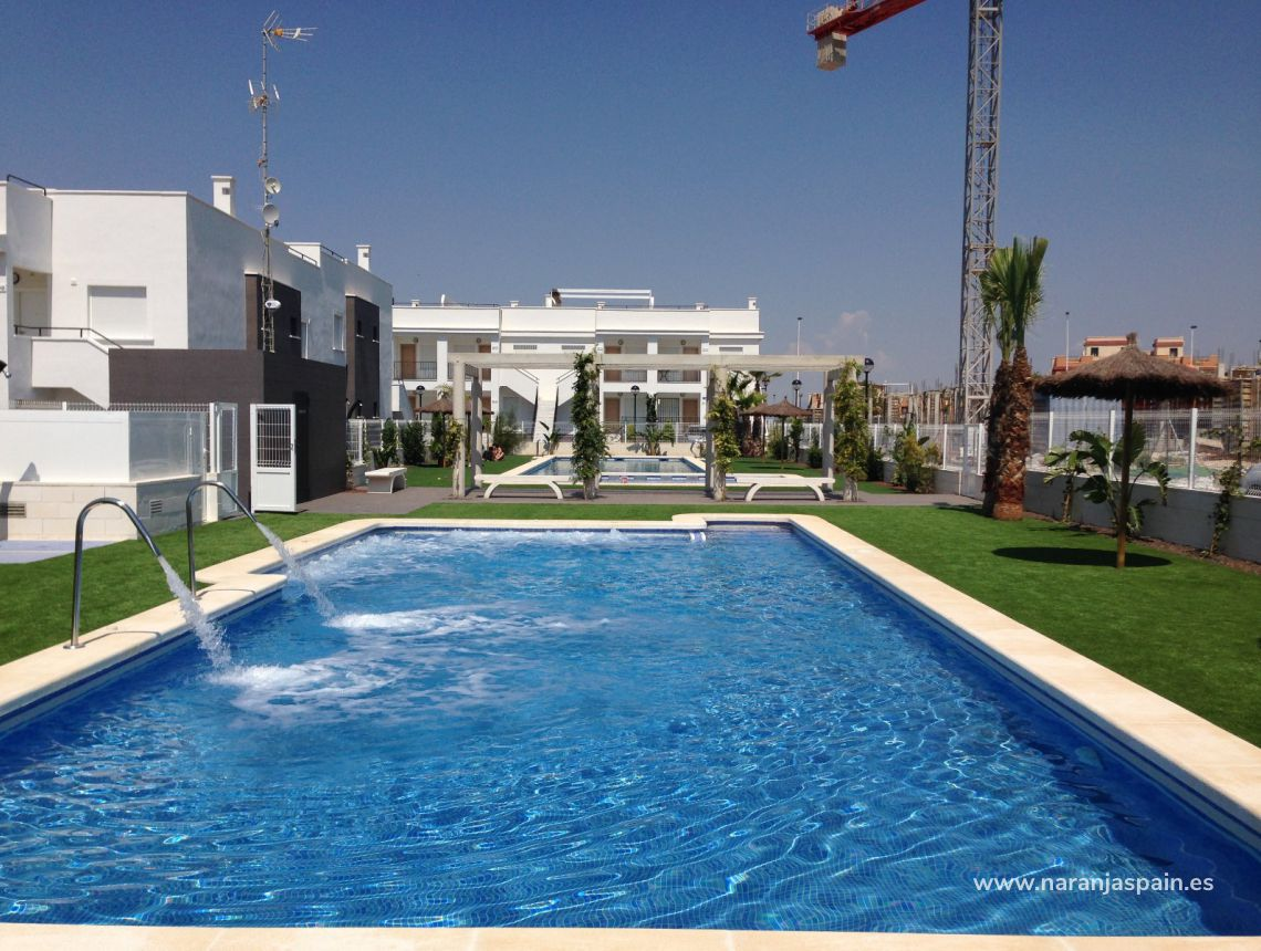 New build - Bungalow - Torrevieja