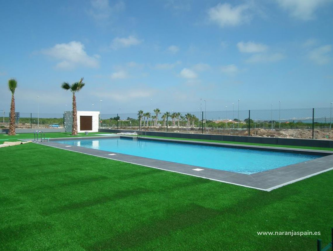 New build - Bungalows - Ciudad Quesada