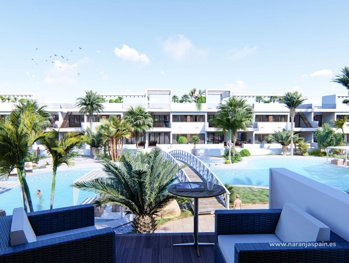 New build - Bungalows - Torrevieja - Los Balcones