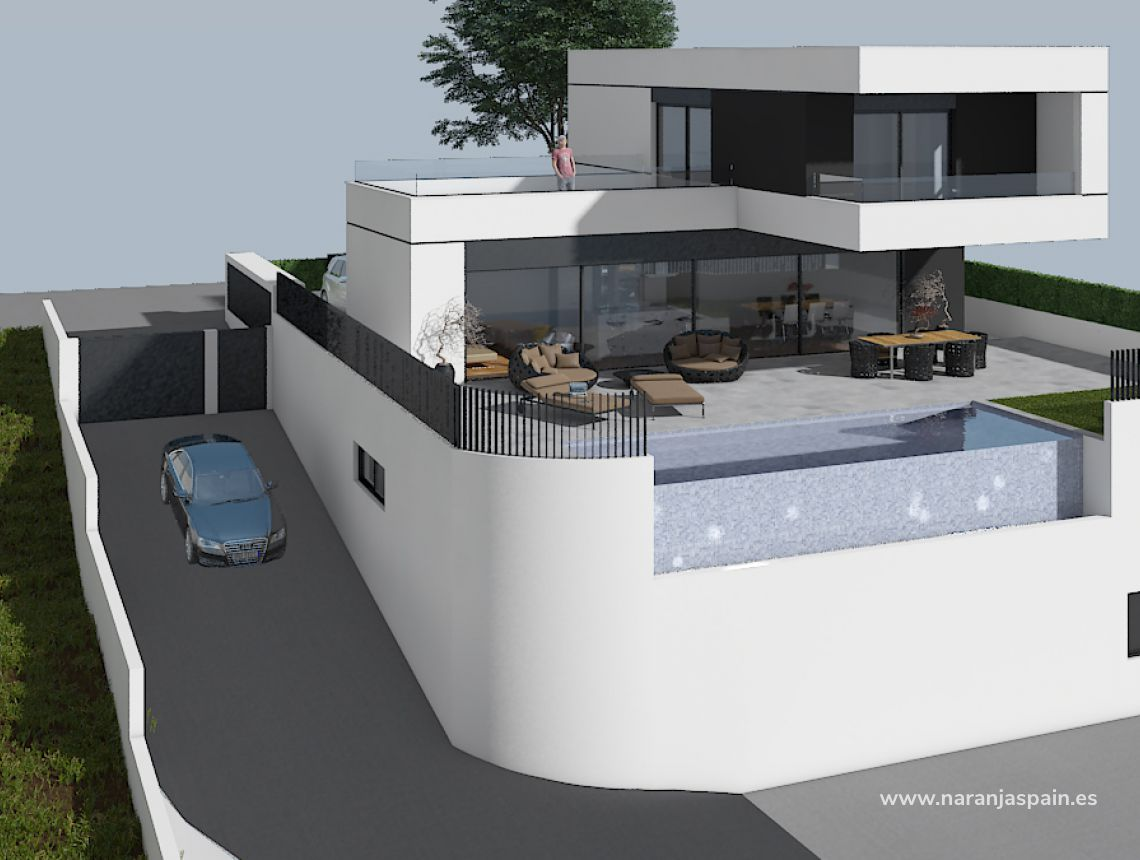 New build - Detached villa - Polop