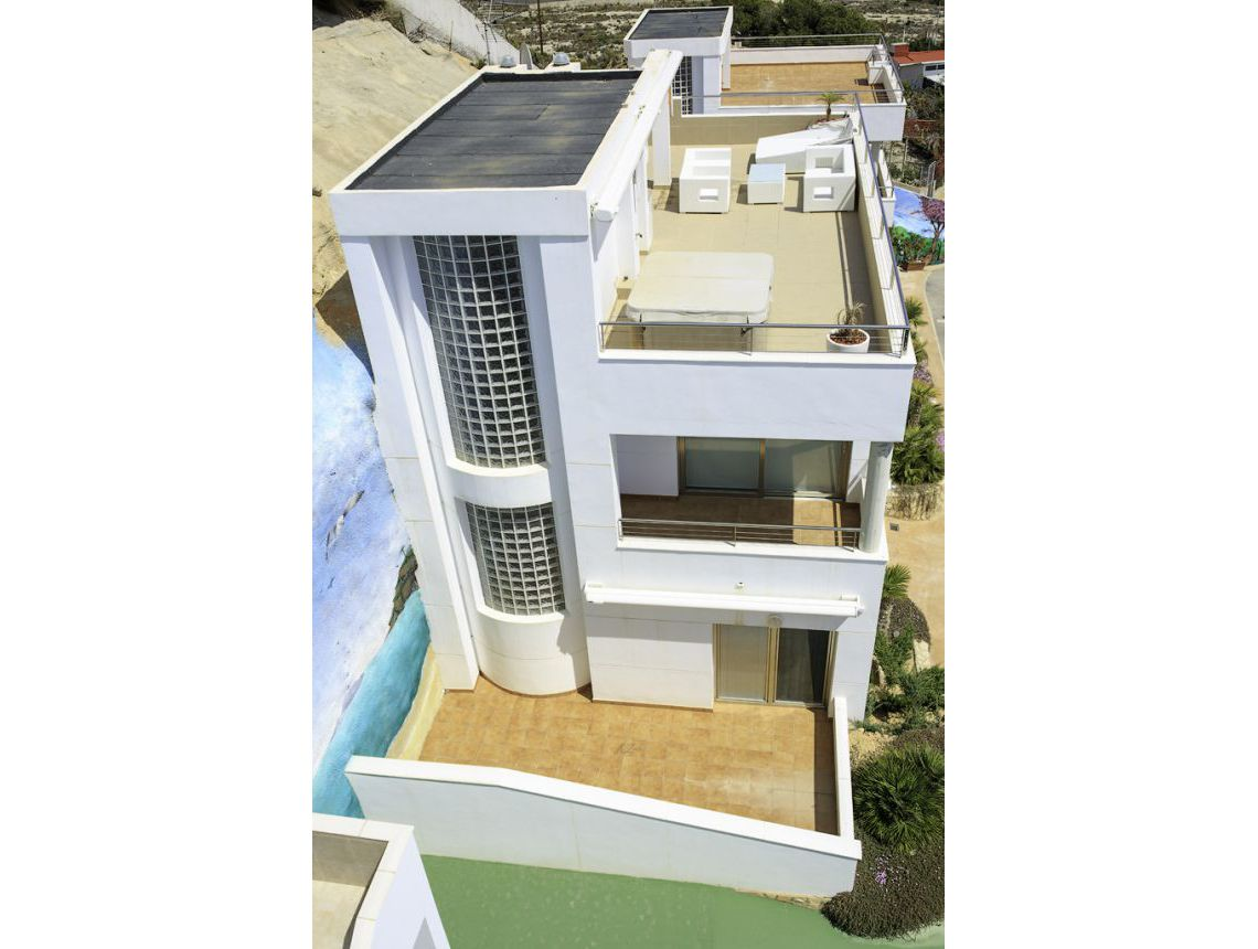 New build - Detached villa - Villajoyosa - Beach Paraiso
