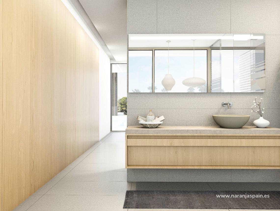 Fristående villa · New build Alicante · Orihuela Kusten · Golfbana