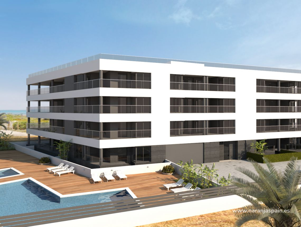 New build - Lägenhet - Torrevieja