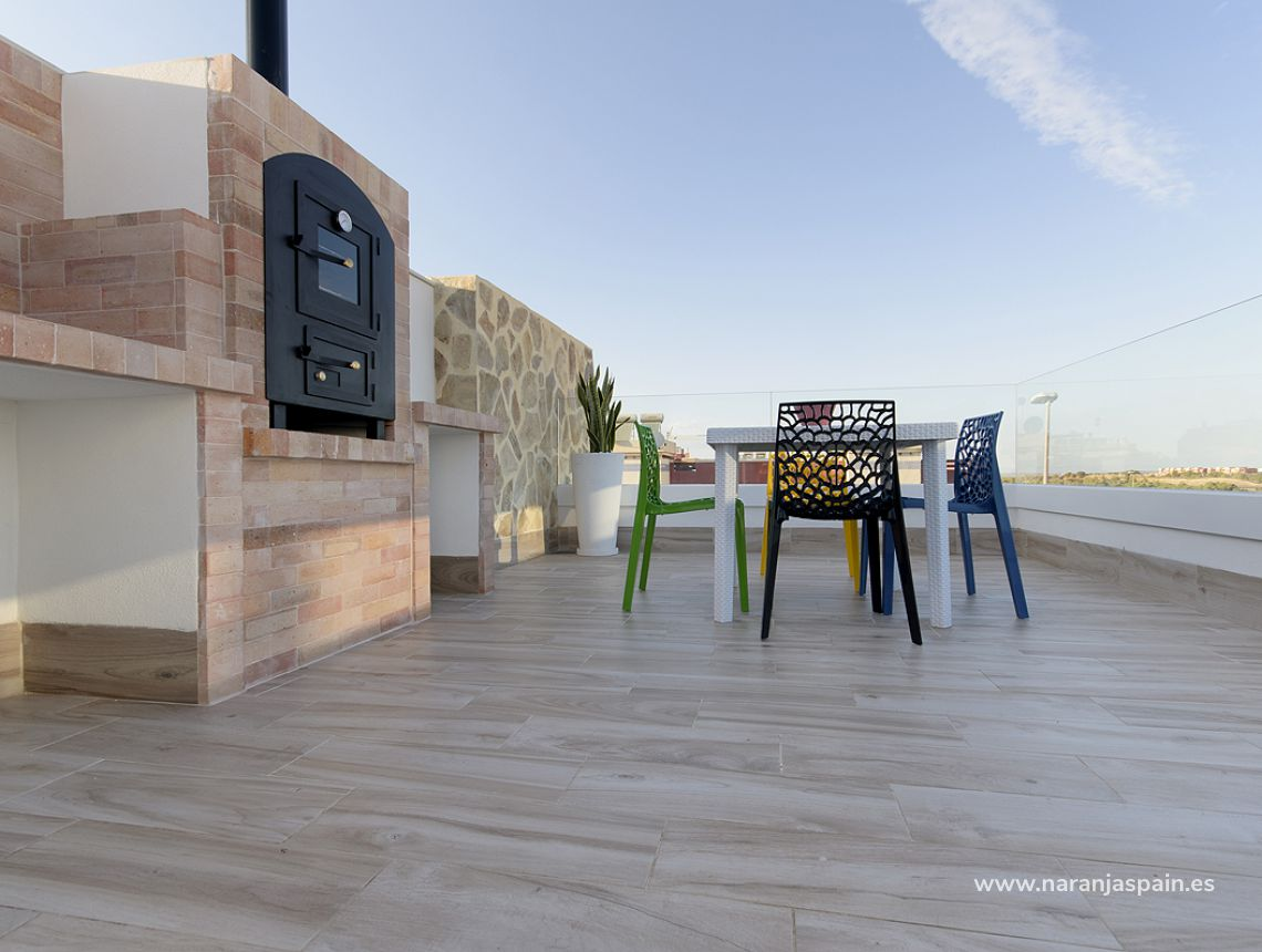 New build - Parhus - Orihuela Kusten - La Zenia