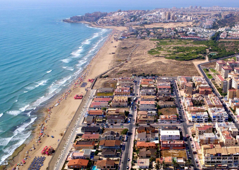 Obra Nueva Chalet La Mata Torrevieja