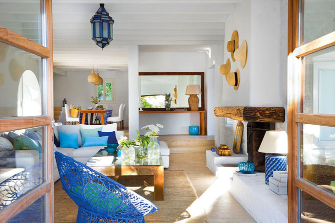 Key elements to the mediterranean style