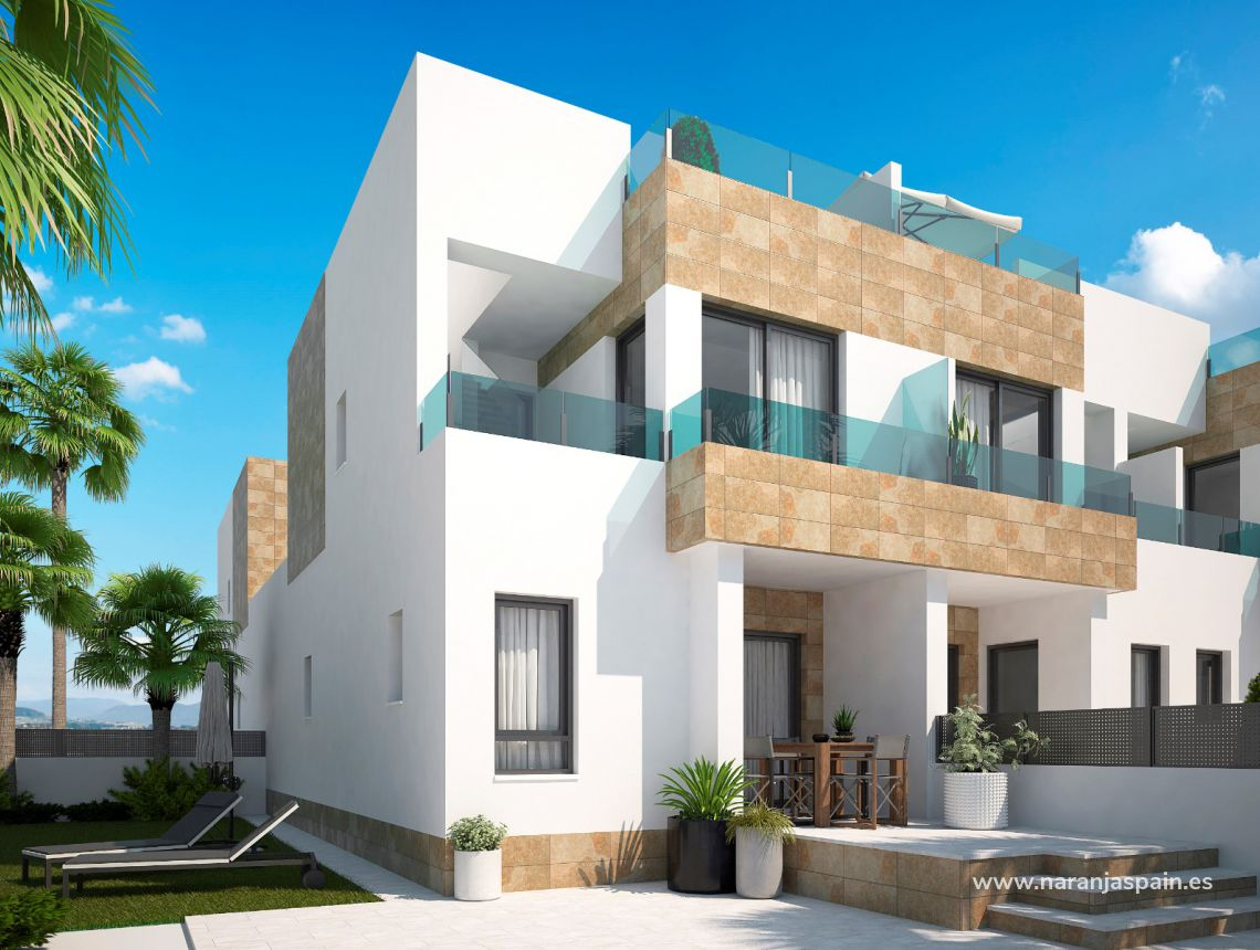 Parhus - New build - Orihuela Kusten - La Zenia