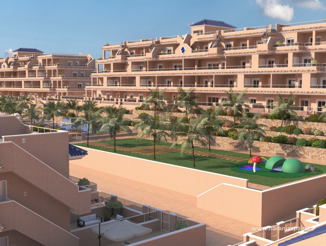 Bungalows - New build - Orihuela Coast - Punta Prima