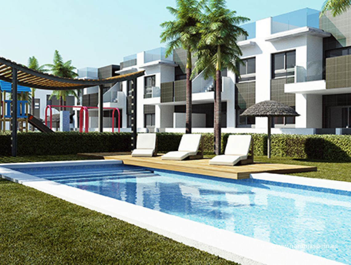 Bungalows - New build - Pilar de la Horadada - Pilar de la Horadada