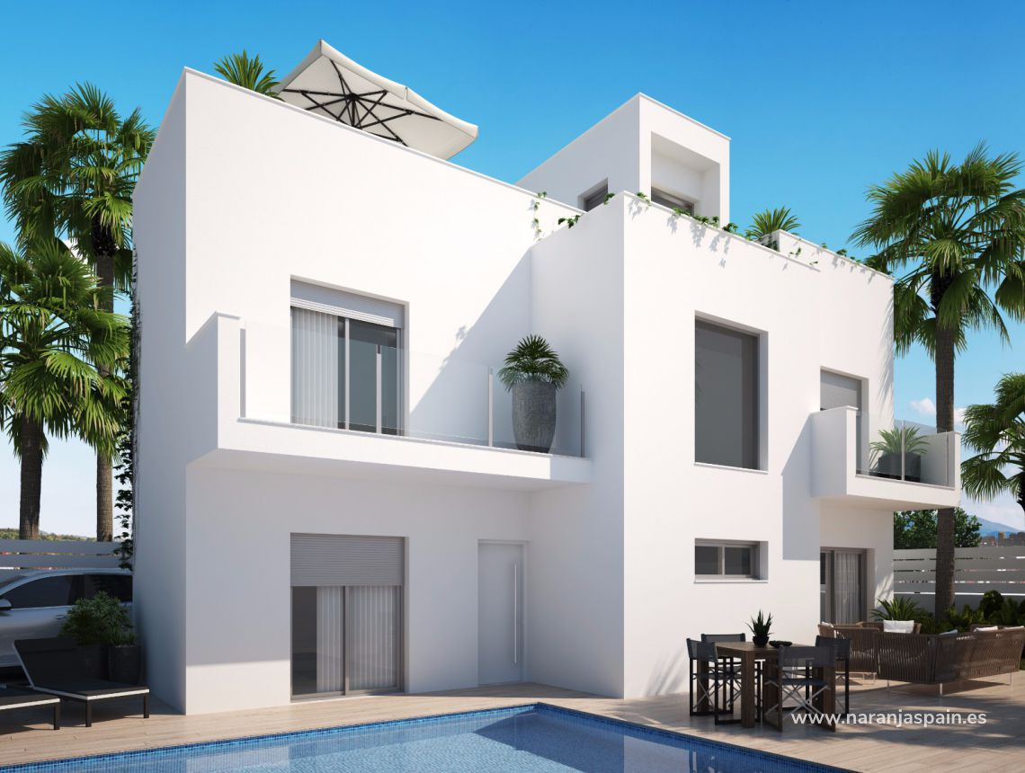 Detached villa - New build - Torrevieja - Torrevieja town