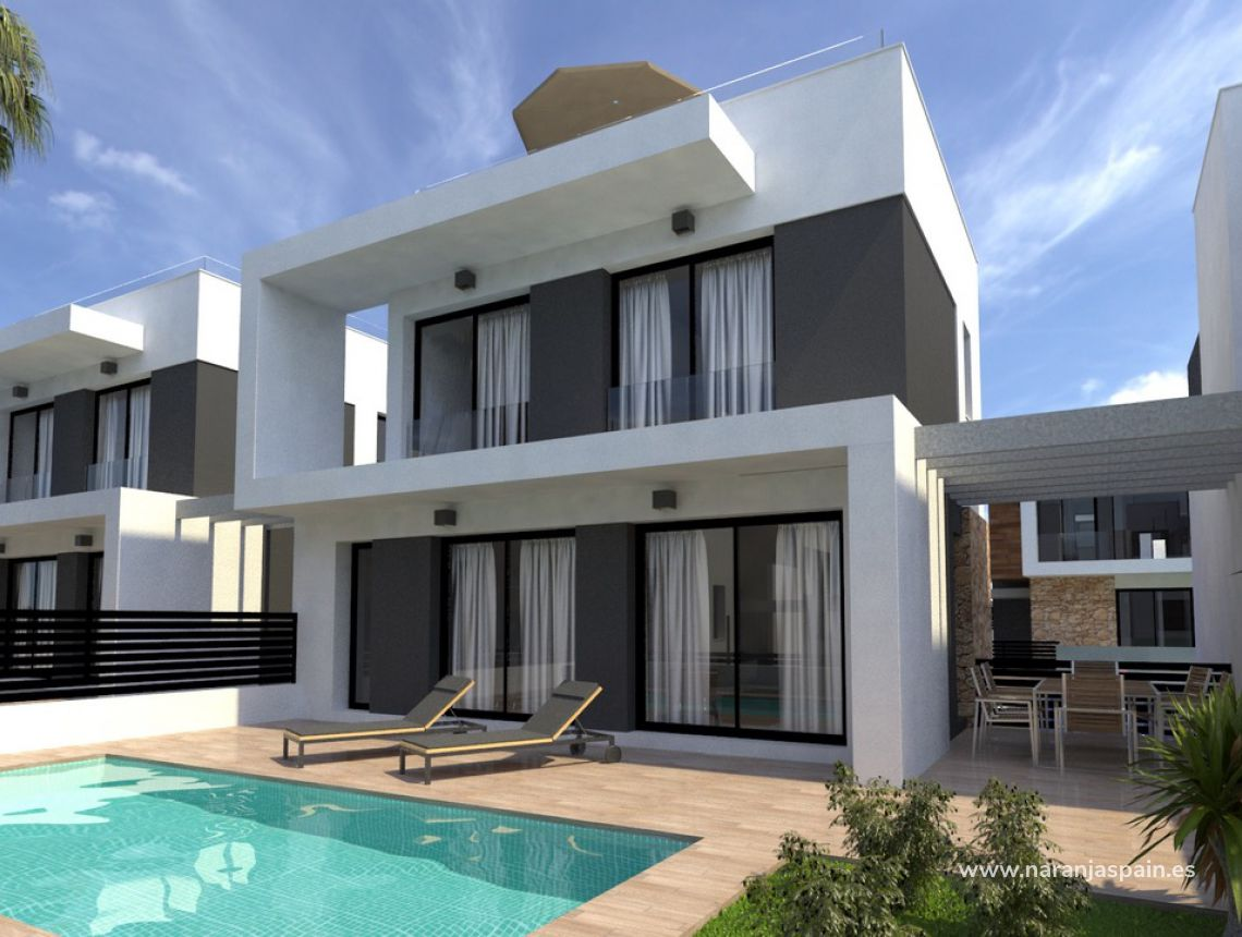 Detached villa - New build - Orihuela Coast - Cabo Roig