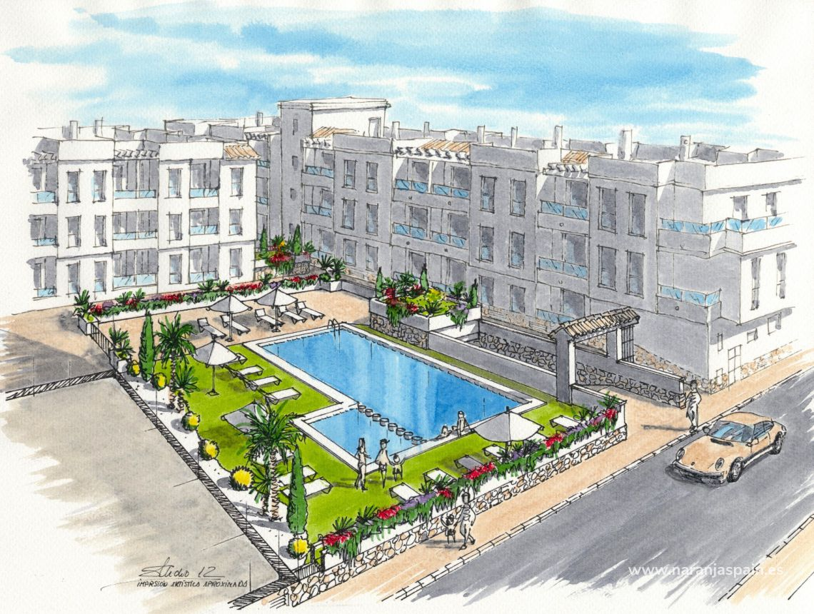 Apartment - New build - Torrevieja - Torrevieja town