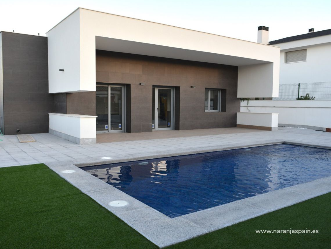 Detached villa - New build - Orihuela - Bigastro