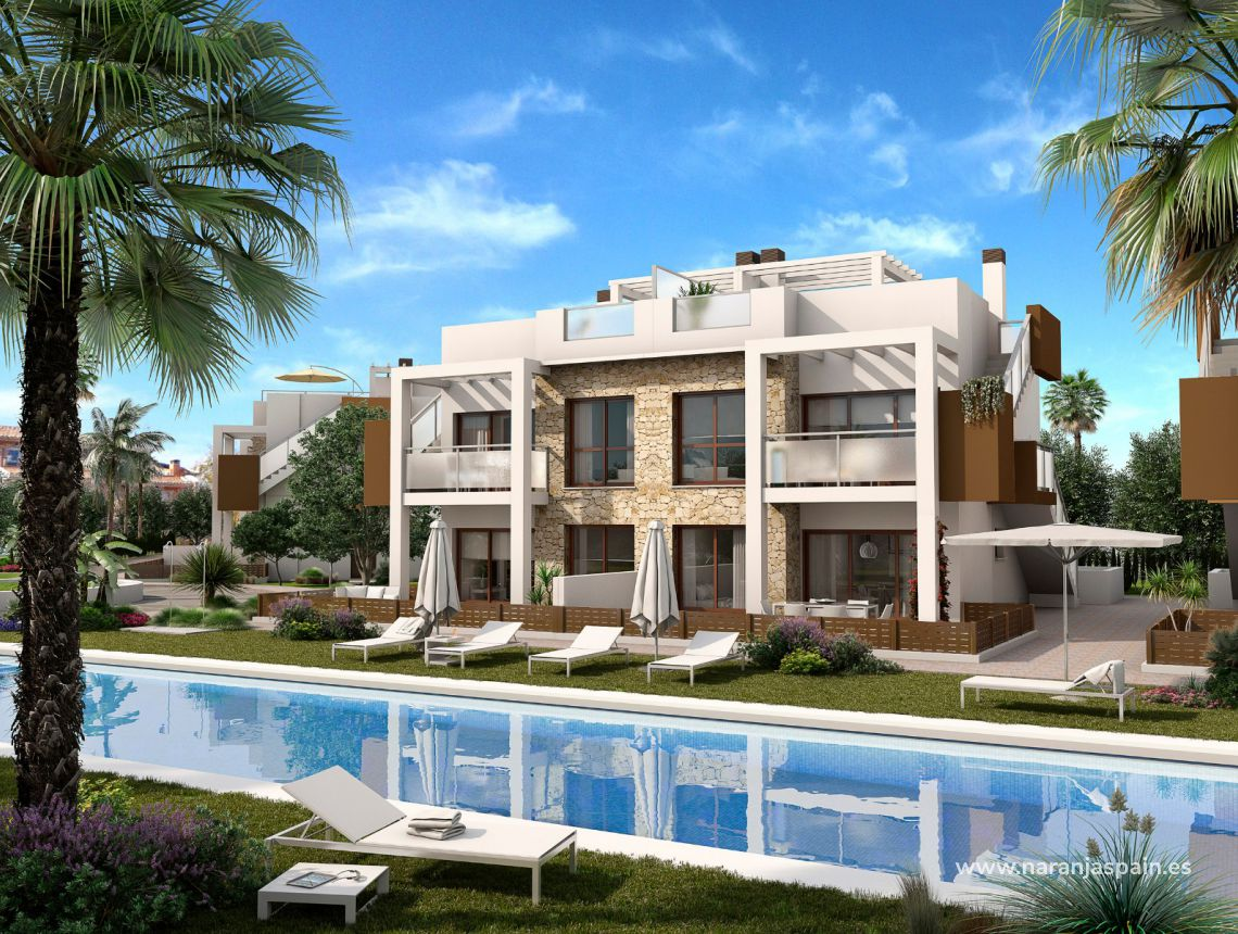 Bungalows - New build - Torrevieja - Los Balcones