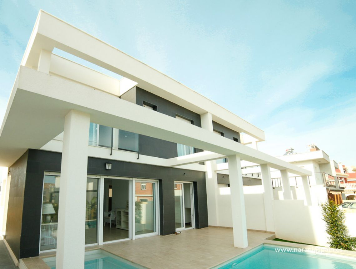 Detached villa - New build - Santa pola - Santa Pola