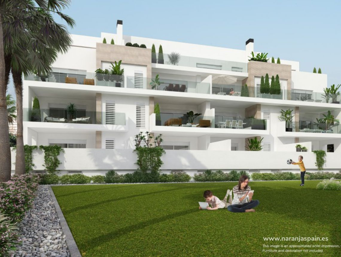 Town house - New build - Orihuela Kusten - Golfbana