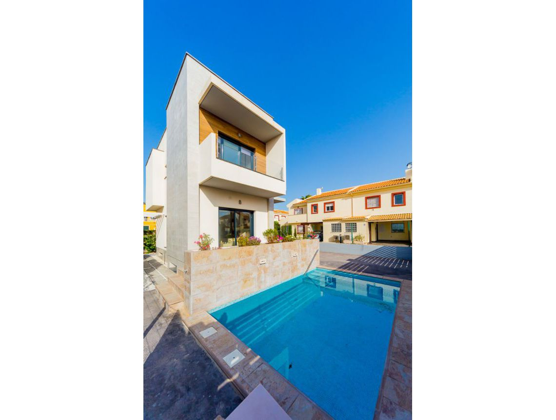 Detached villa - New build - Ciudad Quesada - Lo Marabu