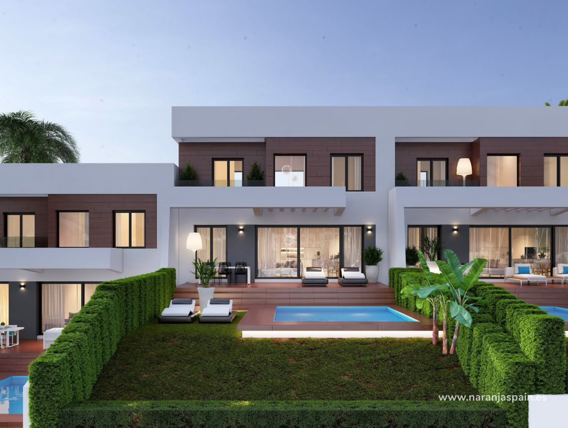 Semi-detached house - New build - Benidorm - Finestrat