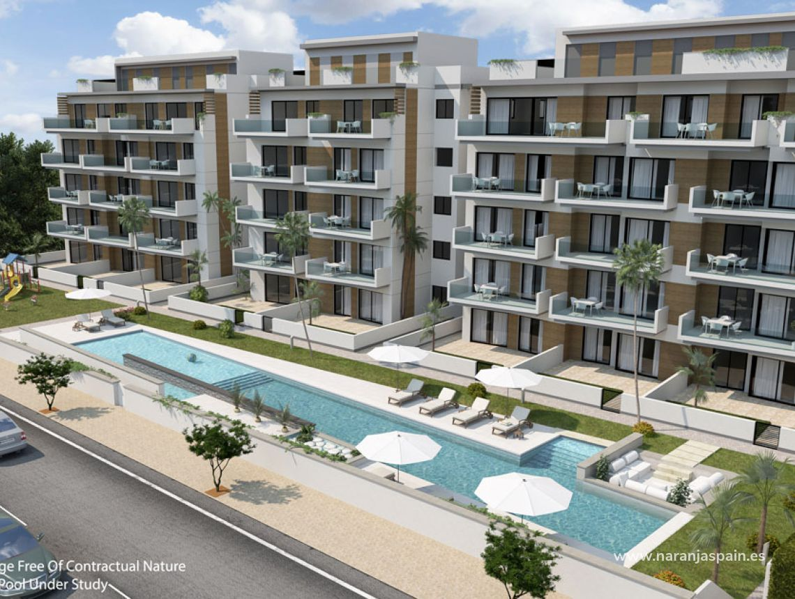 Lägenhet - New build - Guardamar del Segura - Strand Guardamar