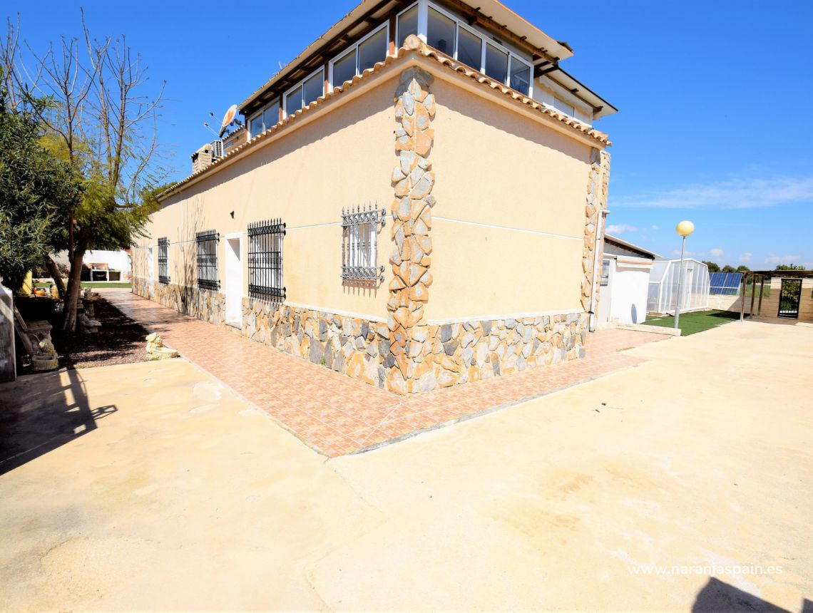 Detached villa - Sale - Rojales - Rojales Field