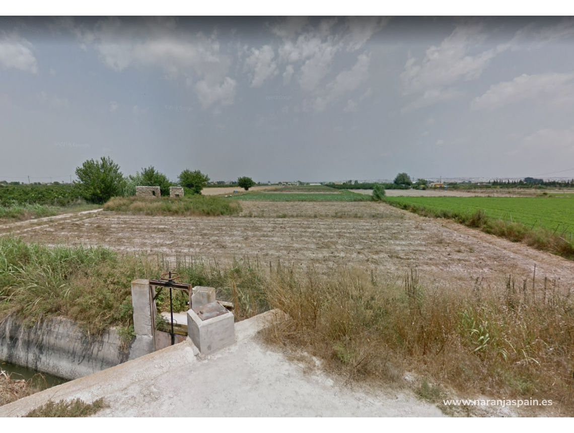 Land - Sale - Rojales - Rojales Field