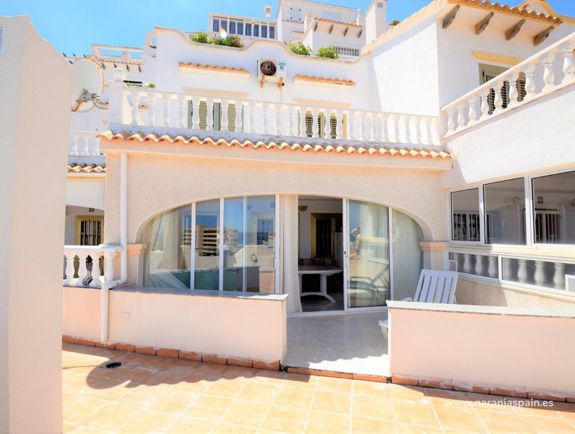 Semi-detached house - Sale - La Mata, Torrevieja - La Mata Playa
