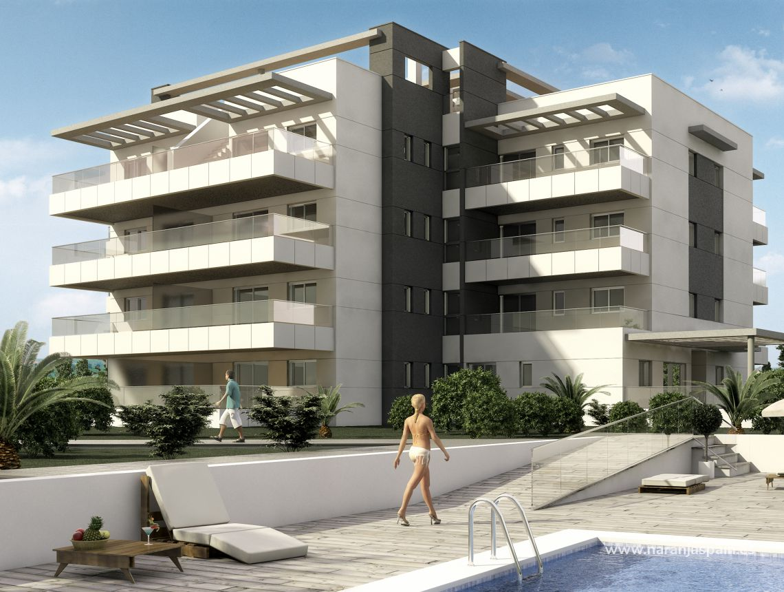 Apartment - New build - Orihuela Coast - La Zenia