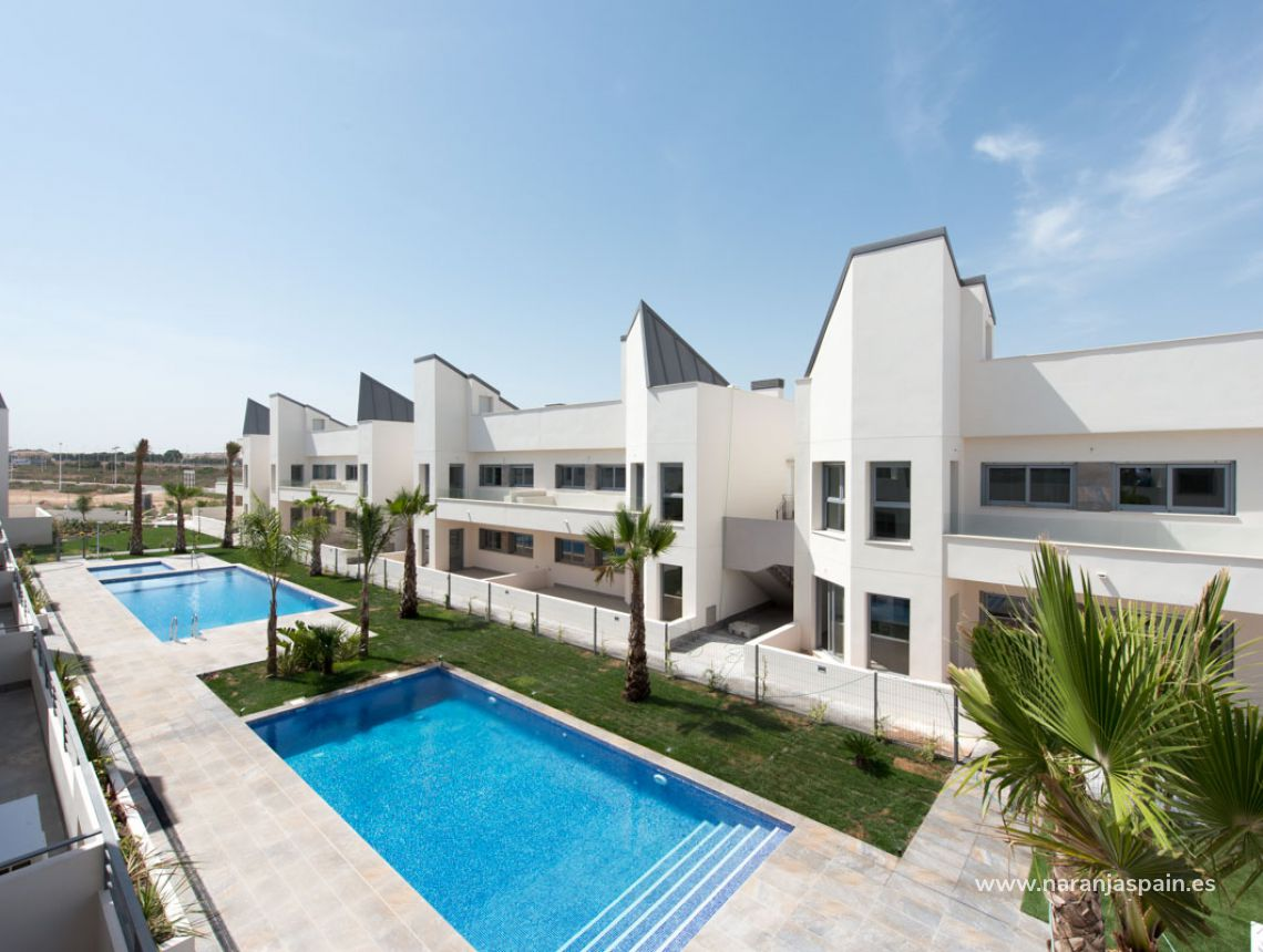 Bungalows - New build - Torrevieja - Torrevieja town