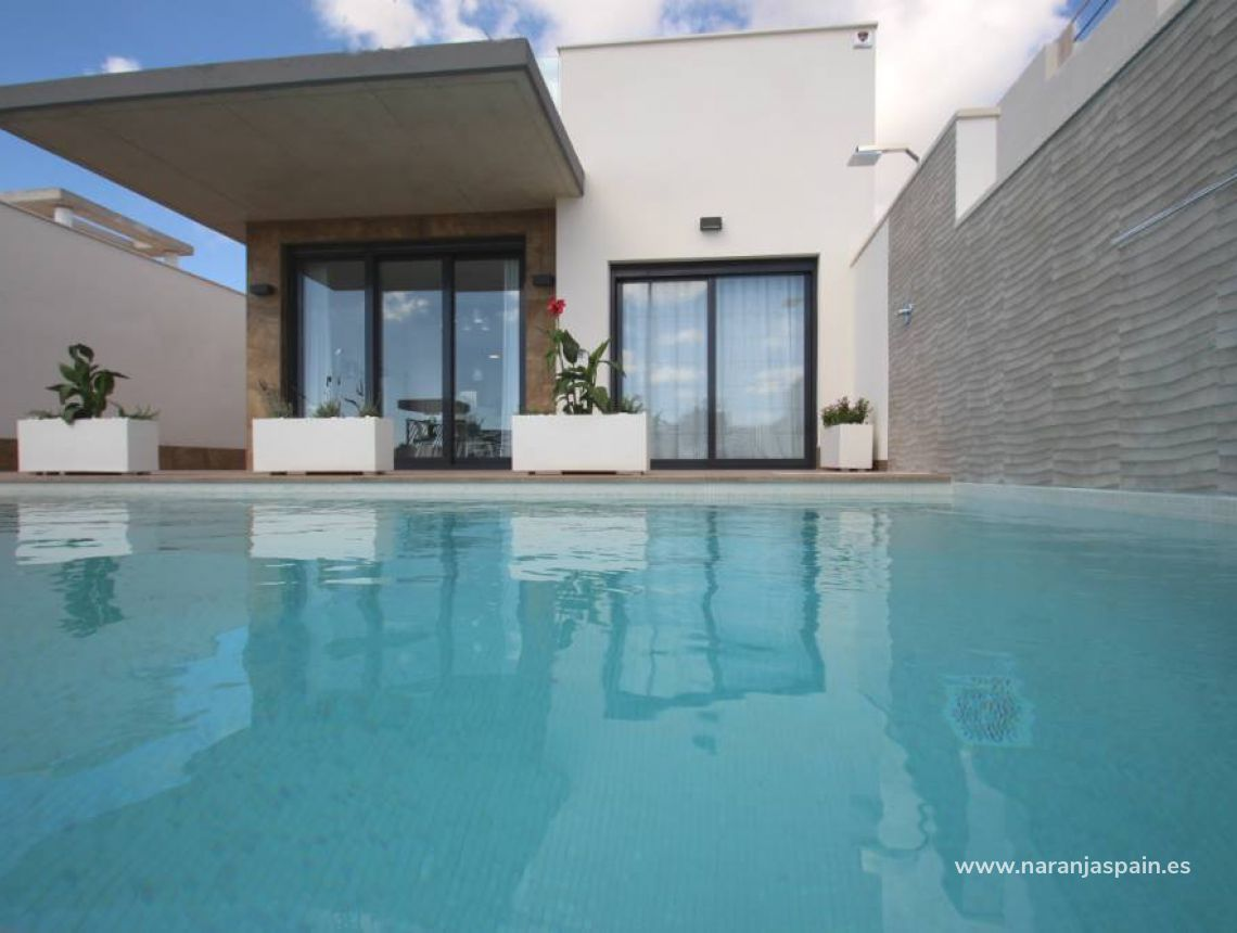 Detached villa - New build - Orihuela Coast - Campoamor